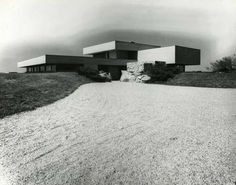 Norman Jaffe - Schlachter House