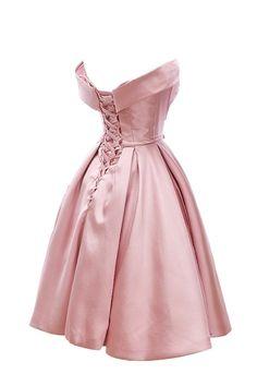 Amazon.com: Audrey Bride Short Evening Bridal Dress Prom Dress Off-the-Shoulder: Clothing