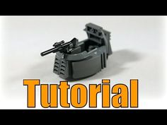 (1) Lego Turret Tutorial - YouTube