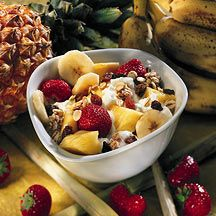 porridge aux fruits - ww