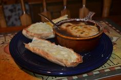 Chronicles of a Knaptime Knitter: Gluten Free French Onion Soup