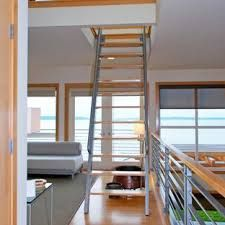 Ship ladder staircase on pulley system - Google Search