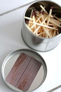 metal matchbox