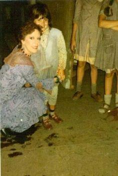 Carol Burnette & Toni Ann Gisondi