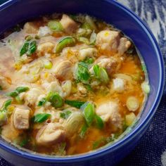Japanese Chicken-Scallion Rice Bowl  and 14 other one pot dinner recipes