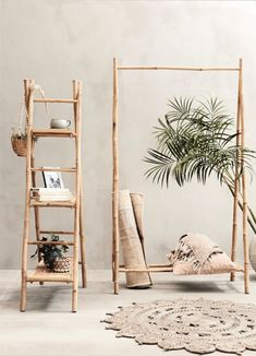 Pick of the week: bamboe ladder van Lene Bjerre | vtwonen