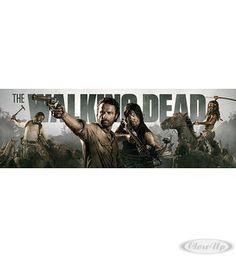 The Walking Dead Poster Banner Hier bei www.closeup.de