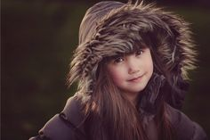 Take Stunning Winter Portraits of Your Kids
