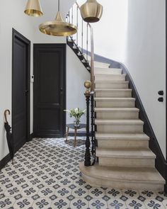 seventh heaven: inside a French family's stunning home This stunning French house is home to a family of seven. The century build was revamped over nine months to create modern interiors that accommodate this large family and their lifestyle.