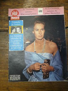 Point de vue images du monde n° 1055 - 27 septembre 1968 - in Livres, BD, revues | eBay