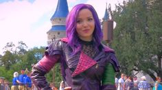 We headed to Walt Disney World to experience the magic for ourselves, and to talk to the cast of the Disney Parks Christmas Day Celebration and Parade. Musical guests like Seal and Andy Grammer shared their favorite rides and characters with us, while Descendants stars Dove Cameron, Booboo Stewart, and Cameron Boyce talked about snacks they always grab when they're at the Parks.