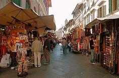 mercato san lorenzo - florence
