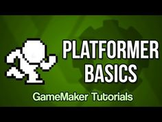 how to make a game on game maker - Game Maker tutorial for beginners. This is the last video in this tutorials series. We will be fixing some problems. Addin...