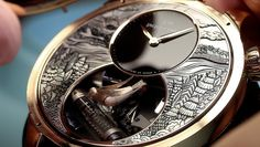 An Animated Songbird Makes This New Jaquet Droz Watch a Wonder | Watches