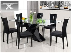 Mesas Modernas para Comedor. La mesa del comedor se podría decir que es la testigo de charlas familiares o charlas de amigos y de confesiones amistosas. Asimismo es la que confiere el