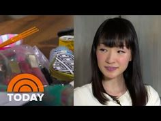 Marie Kondo Reveals Simple Ways To Get Organized, Save Time And Space   TODAY - YouTube