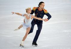 By JUNG YEON-JE AFP Getty Images Russia's Tatiana Volosozhar and Russia's Maxim Trankov perform in the Figure Skating Pairs Short Program at...