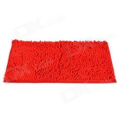 Brand: Angu; Model: 00068; Quantity: 1 piece(s) per pack; Color: Red; Material: Super soft plush; Specification: Water absorption, anti-skidding, quick drying and anti-microbico; Packing List: 1 x Mat; http://j.mp/1pRdI5J
