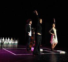 Avignon Off 2014 : Le mot, mon héros... Les vers… mes héros
