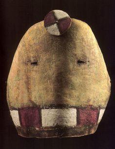 Hopi Kachina Mask