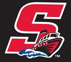 b59b078d32a Stockton Ports Cap Logo on Chris Creamer s Sports Logos Page - SportsLogos.  A virtual museum of sports logos