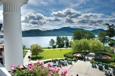 The Sagamore Resort - Lake George, N.Y. Been here and it is amazing and totally worth the vacation!