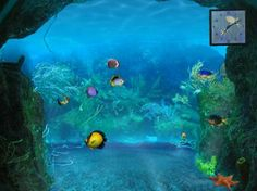 Free Animated Screensavers with Sound | home desktop screensavers amazing animated aquarium screensaver
