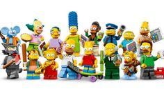 Les Lego Simpsons débarquent