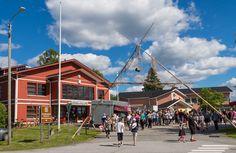 Raumankarin markkinat 2017