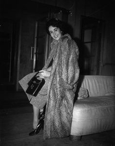 In the 1950s Liz Taylor was a young, wholesome, and classically stylish actress that influenced girls everywhere.
