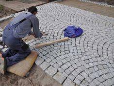 Wir verlegen Ihre Steine in der Einfahrt, Laban-2 grau Mittelkorn, Hamburg, Preise