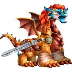 Dragón Espada del Valor Dragon City, Brave, Here Be Dragons, Dragon Head, Human Behavior, Bowser, Sword, Fictional Characters, Swords