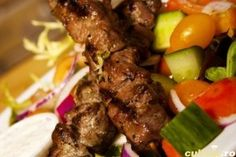 Delicious Lamb recipes that you can make and enjoy poolside today. Braai Recipes, Lamb Recipes, Grilled Salmon Recipes, Grilled Veggies, Beef Kabobs, Kebabs, Easy Weekday Meals, Sweet Chilli Sauce, South African Recipes
