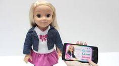 Galdino Saquarema 1ª Página: A boneca Minha amiga Cayla esta proibida na Alemanha...