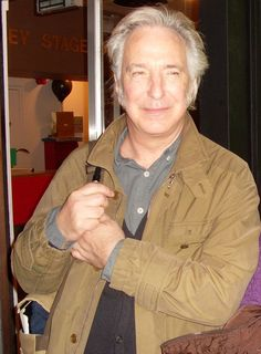 Alan Rickman fans' memories of meeting the actor show why he will be so sorely missed - Mirror Online