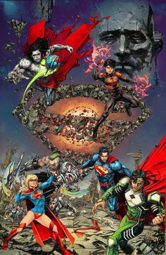 ADN Collections: The NEW 52 Story: Il Ritorno di Krypton