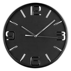 Jamie's Room - Premier Housewares Wall Clock £26.99