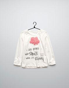 ZARA - I like people who smile when it's raining