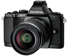 The Olympus OM-D E-M5. We couldn't believe the hype on this one...and it sure lives up to it too. It seems everyone wants this feature-packed retro powerhouse :).