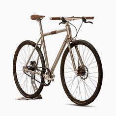 Nua Bikes - - Titanium bikes, frames and components