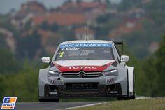Yvan Muller, Citroën Racing, WTCC: Hongarije 2014, WTCC