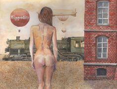 Gdzieś tam2 – Hippolite