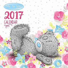 2017 Me to You Bear Classic Desk Calendar  £5.99