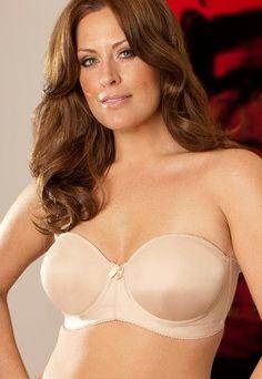 5963b91b21 Breathtaking and lovely strapless bras.