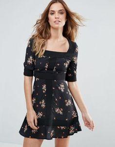 Millie Mackintosh Floral Tea Dress
