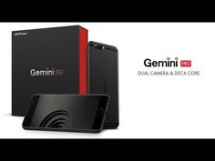 Ulefone Gemini Pro 5.5 inch 4GB RAM 64GB ROM MT6797 Helio X27 Deca core 4G Smartphone - YouTube
