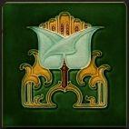 Art Nouveau tile Antique Tiles, Antique Art, Azulejos Art Nouveau, Craftsman Tile, Art Nouveau Pattern, Art Nouveau Tiles, Artistic Tile, Selling Antiques, Arts And Crafts Movement