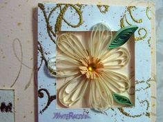WhiteRacoon's handcrafts blog: Happy birthday card