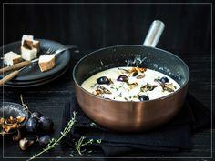 Raclette Fondue, Acai Bowl, Cheese, Breakfast, Ethnic Recipes, Foodies, Magazine, New Recipes, Food