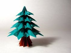 Origami Tutorials: Christmas and Winter Models